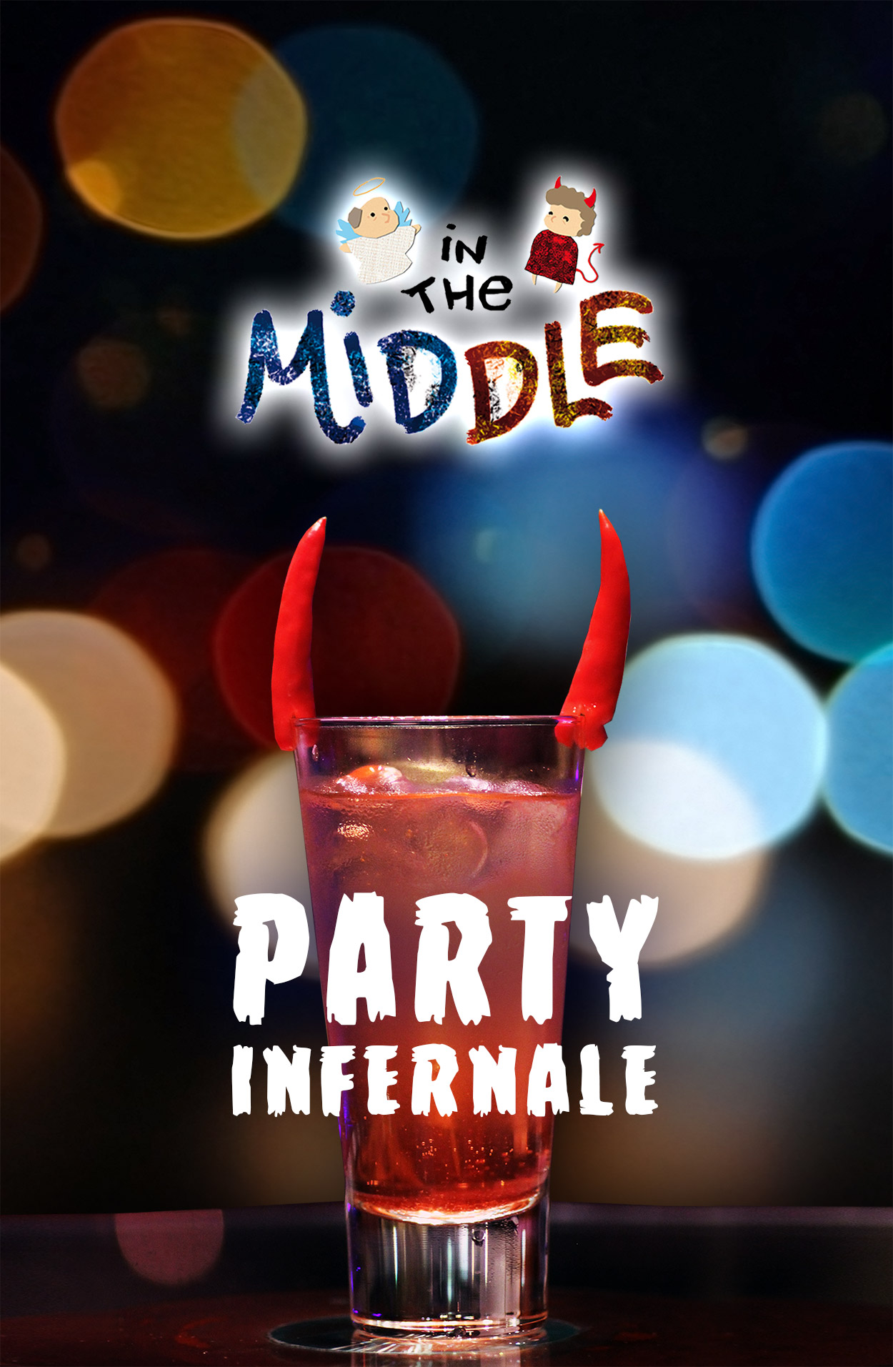 """You are currently viewing Casting per """"IN THE MIDDLE – Party infernale"""""""